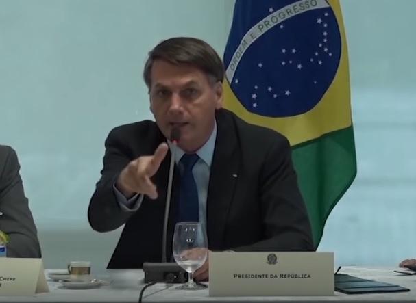"""Prezydent Brazylii nie wiedział, że są włączone kamery. Padły mocne słowa: """"Uzbrojonych ludzi nie da się zniewolić"""""""