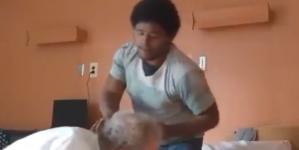 Detroit: Czarny mężczyzna pobił pacjenta w domu starców