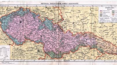 Czy Czechosłowacja powstała jako państwo Czechów i Słowaków?