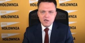 Partii Hołowni jeszcze nie ma, ale… już wchodzi do Sejmu! Dziwny sondaż z dwucyfrowym wynikiem dla celebryty