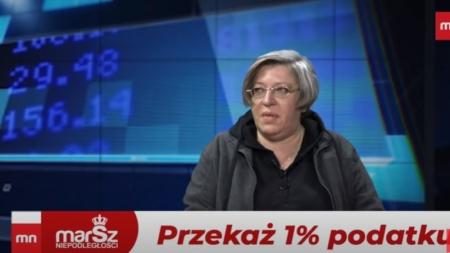 """Treter-Sierpińska: """"Nie ma podstawy prawnej do odwołania głosowania 10 maja. To kuriozum!"""" [WIDEO]"""