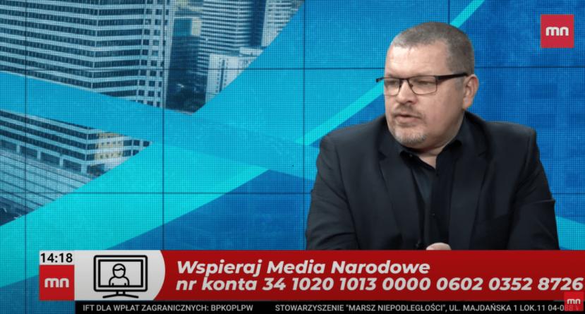 Postępowanie dyscyplinarne wobec profesora Nalaskowskiego – Trwa terror aktywistów LGBT [WIDEO]