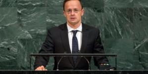 """Węgierski minister: """"Zagrożenie migracyjne nie zniknęło, lecz rośnie"""""""