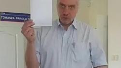 Stanisław Żółtek prezydentem? Wyborca domaga się uznania jego głosu
