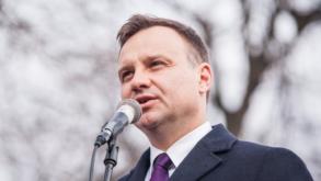 Andrzej Duda zaskoczył internautów. Powodem gratulacje zwycięstwa w wyborach