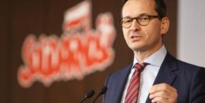 """Morawiecki w niemieckich mediach: """"Zachód musi nareszcie stawić czoła Rosji"""""""