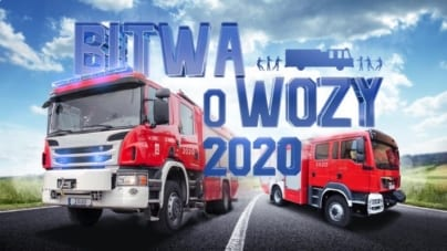 MSWiA rozdaje wozy strażackie za wysoką frekwencję w I turze wyborów prezydenckich!