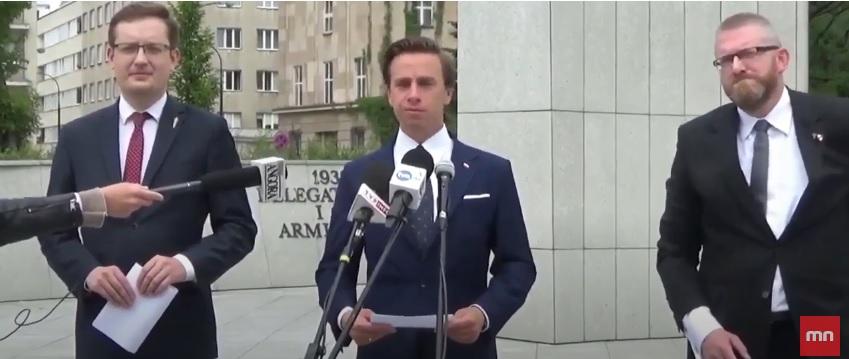 """Bosak: """"Warunki podyktowane przez Komisję Europejską w sprawie fuzji Orlenu i Lotosu są nieakceptowalne"""""""