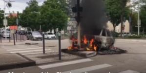 Dijon: zamieszki po zabójstwie Czeczena przez członków gangu narkotykowego