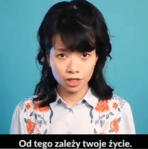 """Szokujący i wulgarny klip promujący wybory: """"Ch*j z tą Polską"""""""