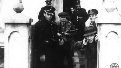 """Izraelskie media znów kłamią! Haaretz: """"Polskie siły policyjne odegrały kluczową rolę w ostatecznym nazistowskim rozwiązaniu"""""""