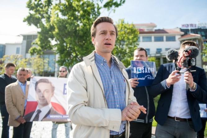 """Będzie koalicja PiS-Konfederacja? Bosak: """"Nie wykluczam"""""""