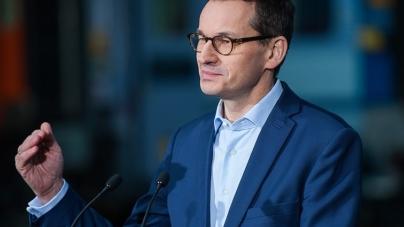 Morawiecki przedstawił program pomocy dla branż poszkodowanych restrykcjami