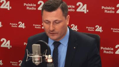 Krzysztof Paszyk (PSL): Prezydent powinien jasno sprzeciwić się tzw. ustawie 447, za którą stoi bardzo silne żydostwo w USA