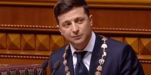 """Prezydent Ukrainy chciał celowo zarazić się koronawirusem? """"Chciałem przez to przejść, żeby ludziom było łatwiej"""""""