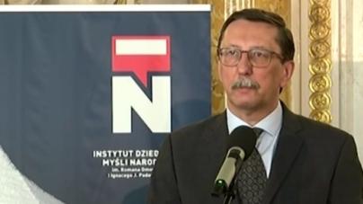 Powołano Radę Programową Instytutu Dziedzictwa Myśli Narodowej. Lista znanych nazwisk