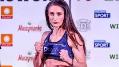Róża Gumienna – znakomita polska kickboxerka szykuje się do swojej 2-giej walki na zasadach MMA. 26 Czerwca odbędzie się Babilon MMA 14