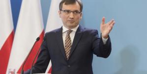 Ziobro przedstawia zarzuty Leszkowi Cz. Zaprasza tajemniczo na południową konferencję