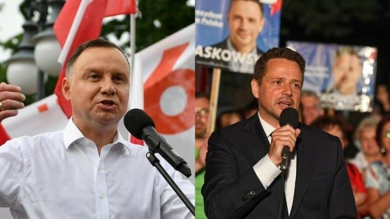 Trzaskowski wreszcie przemówił. Pogratulował Andrzejowi Dudzie wyborczego sukcesu