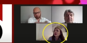 Francja: Chciała przyjmować imigrantów. Padła ofiarą włamania podczas relacji na żywo [+VIDEO]