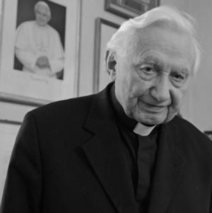 Szokująca informacja! Zmarł brat Papieża seniora