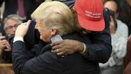 Amerykański raper i zwolennik Trumpa chce kandydować na Prezydenta USA