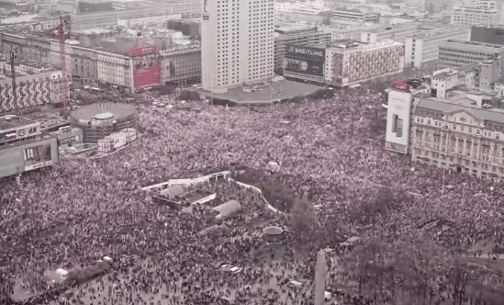 Stołeczna prokuratura: Marsz Niepodległości działa zgodnie z Konstytucją RP