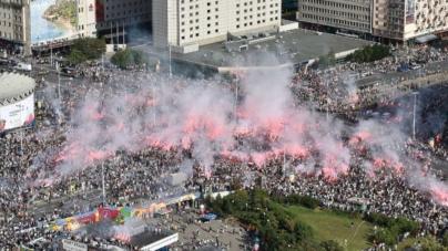 Wszczęto śledztwo w sprawie postrzelenia dwóch osób na Marszu Niepodległości