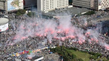 Marsz Powstania Warszawskiego 2020 [NA ŻYWO]