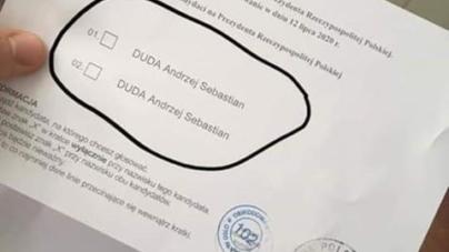 """Fałszywe karty do głosowania? Wiceminister wyjaśnia: """"To są fejki!"""""""