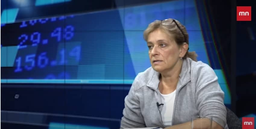 Dr Martynowska zawieszona w wykonywaniu pracy lekarza. Powodem podważanie istnienia pandemii [+WIDEO]