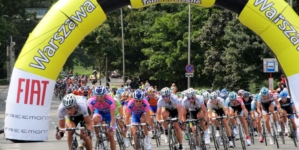 Koszmarny wypadek na Tour de Pologne. Jakobsen wraca do Holandii