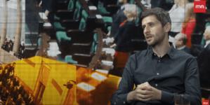 """Skalski: """"Wiarygodność polskiej dyplomacji jest bardzo słaba"""" [WIDEO]"""