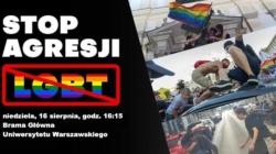 """""""STOP LGBT"""". MW, Roty i RN organizują manifestacje przeciw ofensywie lewicy"""