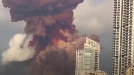 """Rakowski analizuje wybuch w Bejrucie. """"Ten port był strategiczny"""""""