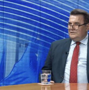 """Krysiak: """"Unia Europejska ma twarz Spinelliego"""" [WIDEO]"""