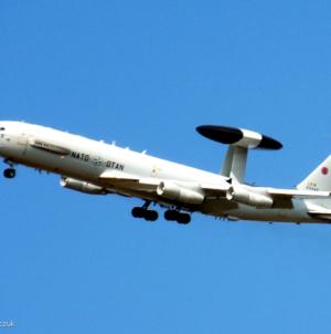 Wzmożona aktywność AWACS nad Polską i Europa. NATO patroluje przestrzeń powietrzną