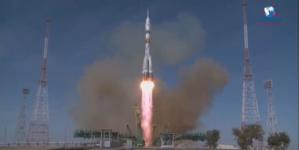 Rekordowe cumowanie na ISS! Sojuz pomyślnie zadokował kilka godzin po starcie