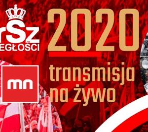 [NA ŻYWO!] Transmisja z Marszu Niepodległości. Olbrzymi rajd na ulicach Warszawy!