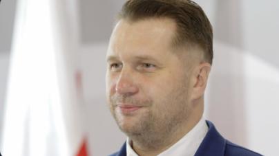 """Minister Czarnek odpowiedział KE: """"Bronię wolności słowa"""""""