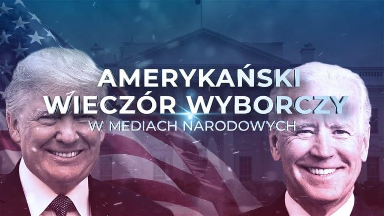 Amerykański Wieczór Wyborczy w MN! Kto wygra wybory w USA? Studio od 21:00 [NA ŻYWO]
