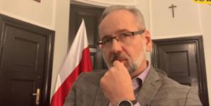 """Rząd przedłużył obostrzenia w Polsce. Winna mityczna """"trzecia fala pandemii"""""""