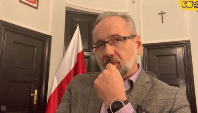 """Niedzielski: """"Rektorowi WUM zabrakło odwagi cywilnej"""""""