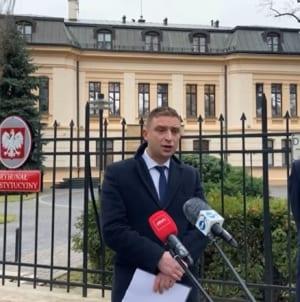 Bąkiewicz apeluje do rządu: Nie lękajcie się i opublikujcie wyrok TK!