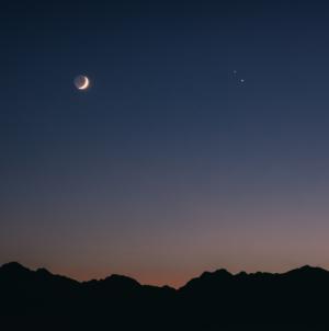 Koniunkcja Jowisza i Saturna. Bardzo rzadkie zjawisko astronomiczne