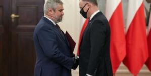 """Ardanowski: """"We wtorek prezydencka rada zajmie się KRUSem"""""""