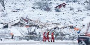 Ofiary norweskiej tragedii. Z gliny wykopano dwa ciała