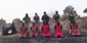 Chrześcijanie porwani w Boże Narodzenie straceni przed kamerą