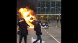 Zamieszki w Holandii. Mieszkańcy nie chcą godziny policyjnej ani lockdownu