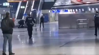 """Niemcy: Panika na lotnisku. """"Wszystkich was zabiję, Allahu Akbar!"""""""